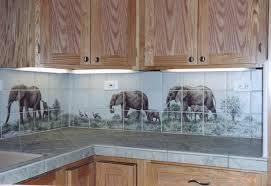 painted tiles for kitchen backsplash s east africa kitchen backsplash traditional kitchen