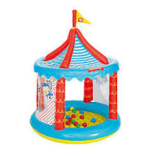 Fisher Price Barn Bounce House Ball Pits Inflatable Ball Pits Kmart