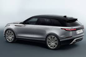 land rover rear first look 2018 range rover velar automobile magazine