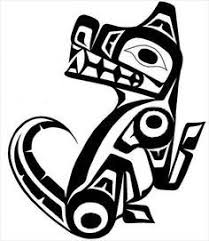 23 best gate images on pinterest haida tattoo wolf and art