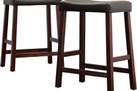 bar stools scottsdale 10 cherry saddle bar stools homelegance scottsdale saddle bar stool