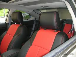 2010 mustang seat covers leather type clazzio leather seat covers