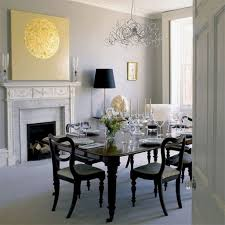 funky and unique dining room decors floral motif parson chair