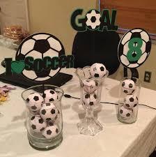 theme centerpieces best 25 soccer centerpieces ideas on soccer banquet