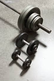 Bench Barbell Row Dumbbell Row Vs Barbell Row Stronglifts Woman