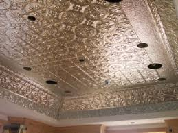Embossed Tin Backsplash by Tin Ceilings By The Tinman Chelsea Decorative Metal Company