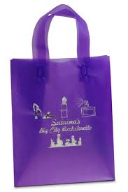 personalized gift bags frosted tote bag large personalized hotel gift bag hercules