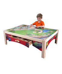 kidkraft chuggington train table zulily