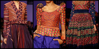 dress pattern of gujarat kutch embroidery all about different types of embroidery utsavpedia