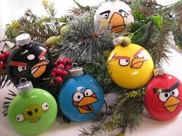 angry birds decorations decor and light