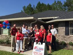 adams homes opens new jacksonville community adams homes