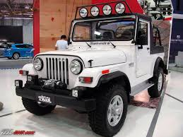 mahindra jeep 2016 mahindra thar mdi thread more pics at page 24 page 15 team bhp