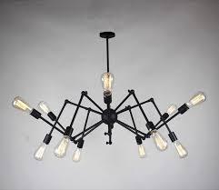 Industrial Lighting Chandelier Unconventional Handmade Industrial Lighting Designs You Can Diy