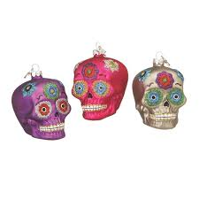 day of the dead sugar skull dia de