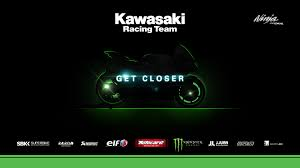 logo kawasaki kawasaki racing team launch 2016 worldsbk championship youtube