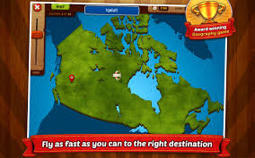 Canada Map Game by Geoflight Canada Geography Android Apps On Google Play
