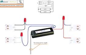 Fluorescent Light Ballasts 2 Lamp Ballast Wiring Diagram On 2 Download Wirning Diagrams