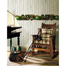 brewster northwoods lodge neutral weathered plank wallpaper sample