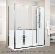 cabine de avec siege cabine de revolution novellini 140x80 cm ou 160x80 cm avec