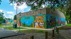 murals gainesville urban art art technology