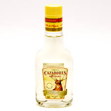 cazadores logo cazadores reposado tequila 200ml beer wine and liquor delivered