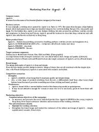 man sin 52502439 marketing plan for agnes b fashion design