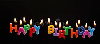 happy birthday candle happy birthday candles stock image image of happy festive 9640649