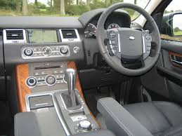 range rover dashboard range rover sport does the lot in style and luxury wheel world