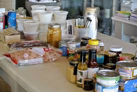 How To Organize Food In Kitchen Cabinets Cleaning My Kitchen Pantry The Martha Stewart Blog