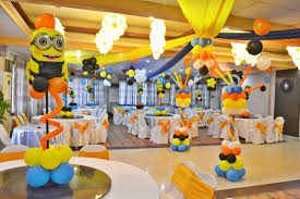 minions party ideas minion birthday party decorations various theme tierra este 50732