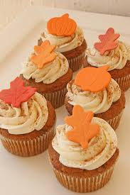 pumpkin pecan cupcakes pumpkin cupcakes happy fall and autumn