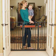 evenflo home decor wood swing gate evenflo summit metal gate get