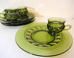Glass Buffet Plates by Buffet Plates Etsy