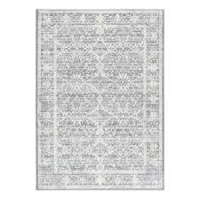 nuloom vintage damaris grey 9 ft x 12 ft area rug kkas10a 9012