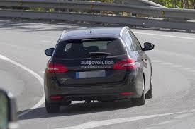 peugeot current models peugeot prepares to facelift 308 model lineup for 2017 autoevolution