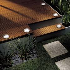 Recessed Deck Lighting Solar Lighting For Decks For Warm Way Trend Light