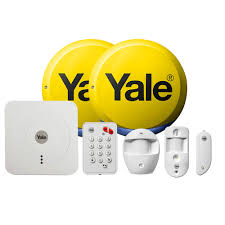 yale wireless smart home u0026 view alarm kit sr 330 departments