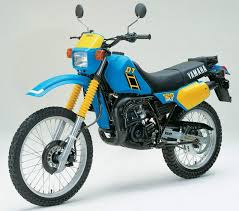 yamaha dt125 old motorcycles pinterest dirt biking vintage