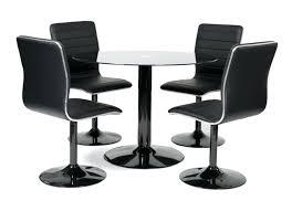 chaise cuisine noir chaise cuisine table 4 chaises alister chaises de cuisine