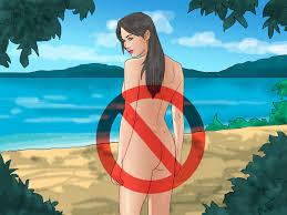 nackt schwimmen u2013 wikihow