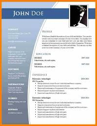 resume format free in ms word resume format free in ms word microsoft word 2007 resume