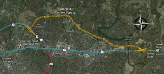 Map Of Charlottesville Va The Road C Ville Weekly