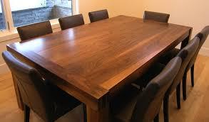 Walnut Dining Room Set Handmade Dining Room Tables Walnut Dining Room Table Freedom To