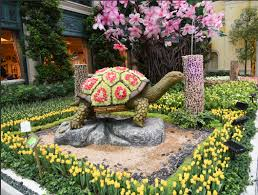 Botanical Gardens Bellagio by Las Vegas Alive Day And Night Www Photo Stories By Rongoor Com