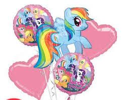my pony balloons pony birthday etsy