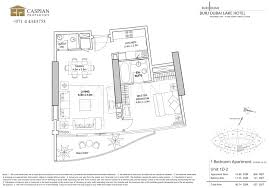 the address residence lake hotel floor plans burj dubai lake hotel floor plan