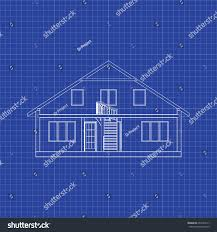 modern interesting architectural background on graph stock vector