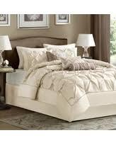 Solid Beige Comforter Comforter White Solid Bedding Sets Bhg Com Shop