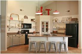 Kitchen Open Shelves Ideas High Kitchen Shelf Decorating 65 Ingenious Kitchen Organization