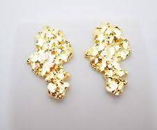 mens gold earrings mens gold earrings ebay